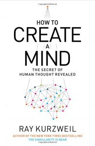 Kurzweil's book, written in 2012